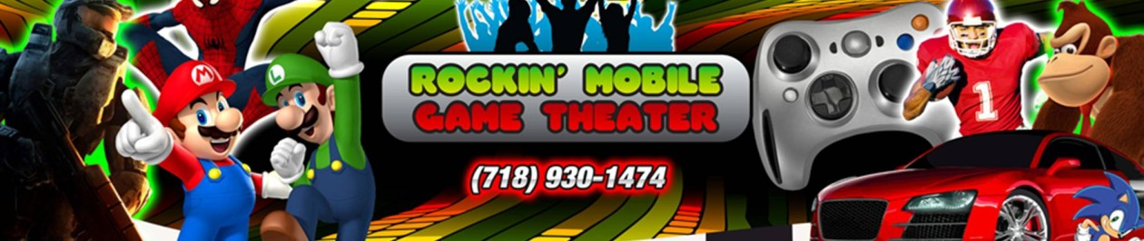 RMG Theater – The Premier Video Game Truck in Brooklyn, Queens and Long Island New York