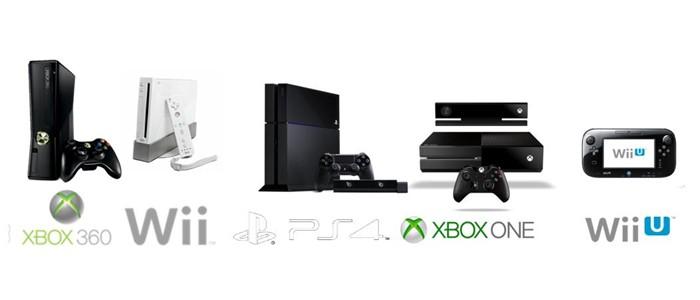 We've got the best consoles...