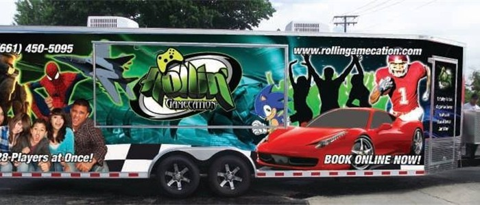 New York City''s BEST Mobile Game Theater is here!